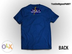 Number One We Are the Tauans Shirt Back 500 Pesos