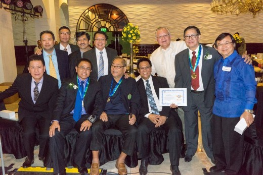 Circle of Tauan Excellence(COTE) Awardees