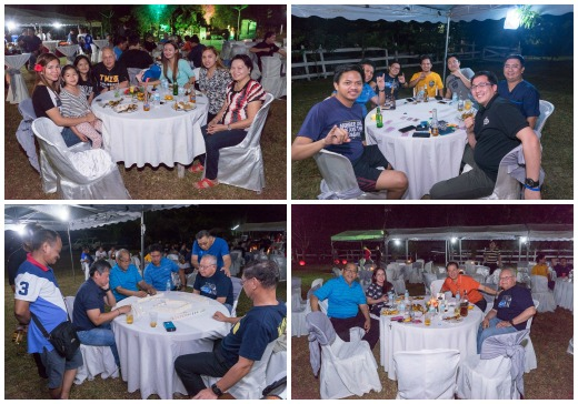 Despedida Party at Bro. Dr. Mayor Peter Miguel's Farm House